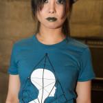 galaxy blue shirt
